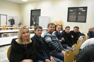 На зборах асоціації Ламберсар- Канів