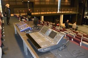 Знайоомство з концертним залом